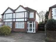 3 bedroom semi detached house to rent in Franciscan Road...