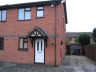 2 bedroom semi detached home to rent in Kinross Way, Hinckley...