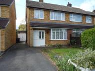 3 bedroom semi detached home in Sandy Crescent...