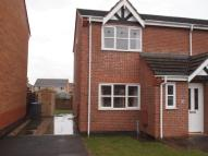 semi detached home to rent in Hadrian Close...