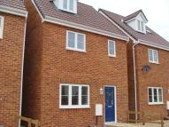 new house in Coltishall Close...