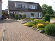 semi detached property in Hillview Drive...