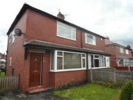 2 bedroom semi detached property in Wordsworth Road, Reddish...