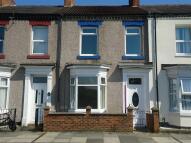 Terraced house in Pensbury Street...