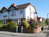 semi detached property for sale in Derby Road, Urmston