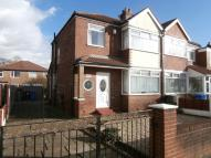 3 bedroom semi detached house in Barton Road, Stretford