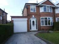 3 bedroom semi detached property to rent in Kirkstall Road, Urmston