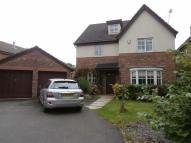5 bed Detached house in Minster Drive, Urmston