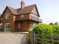2 bedroom semi detached house to rent in New Downton Farmhouse...