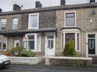 Terraced property in Whalley Road, Read