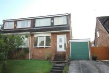 semi detached property in Lower Manor Lane, Burnley