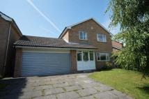 Detached house in Wellfield Drive, Burnley