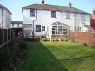 semi detached house to rent in Newport Road, Caldicot...