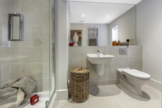 Bathroom Show Home