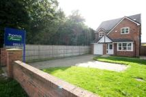 Detached home in Brown Heath Road...