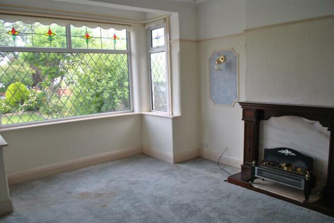 Bedroom 2 (or Sitting room)