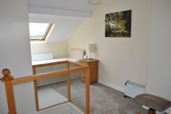 Second floor: Bedroom 2