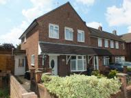 3 bedroom End of Terrace property to rent in The Dingle , Uxbridge...