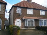 semi detached house in Gordon Cresent, Hayes...