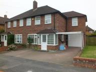 4 bed semi detached property to rent in The Larches, Uxbridge...