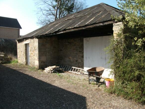 garage/workhop