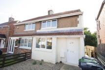2 bed semi detached property for sale in Rothbury Gardens...