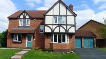4 bed Detached home for sale in Mimosa Close, Euxton...
