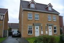 Town House to rent in Brampton Drive, Preston