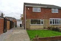 2 bedroom semi detached house to rent in Doodstone Drive, Preston...