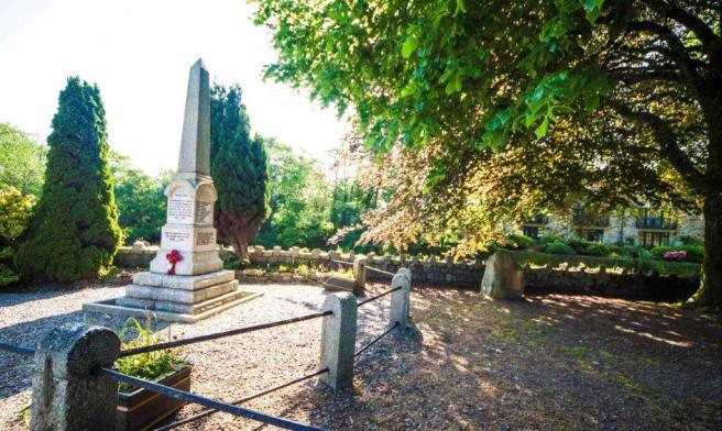 Lostwithiel Memorial