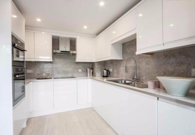 Kitchen Showhome
