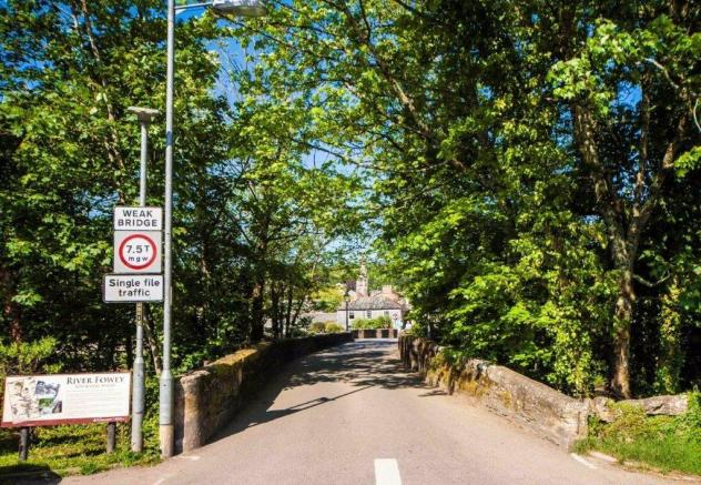 Lostwithiel Bridge