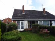 Semi-Detached Bungalow to rent in Eifl, Chapel Lane, Chirk