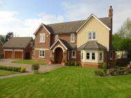 4 bed Detached house in Morda Close, Oswestry