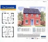 4 bed new property for sale in Plot 82 The Corvedale...
