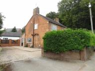 Detached house in School Road...