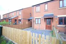 semi detached property in Albert Mews, Oswestry