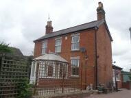 Detached property to rent in School Lane, Gobowen