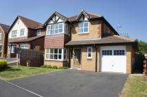 4 bed Detached home for sale in Ogwen Close...