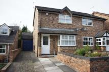 2 bed semi detached property in Bishops Walk, Llangollen
