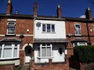 Terraced house to rent in Cunliffe Street, Wrexham