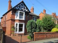 Detached home for sale in Gerald Street, Wrexham...
