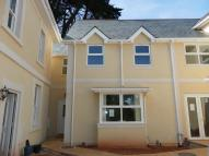 new home in Chelston Road, Torquay