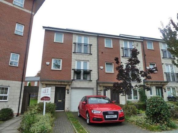 3 Bedroom Town House To Rent In Springmeadow Road Edgbaston Birmingham B15 B15