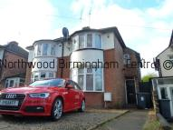 3 bed semi detached property in Durley Dean Road...