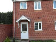 2 bed semi detached property in Murdoch Drive...