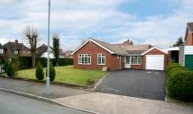 3 bedroom Detached Bungalow to rent in 1 Saxonfields...