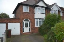semi detached property in WESTMINSTER AVENUE...