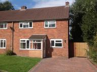 semi detached home in Wood Road, Wombourne...