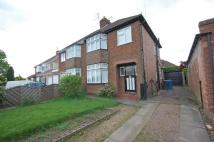 semi detached house in Pendeford Mill Lane...